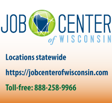 Job Center of Wisconsin Logo and link to homepgae